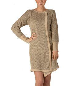 Love this Nomad Longo Alpaca-Blend Dress by KUNA on #zulily, $149 !!  #zulilyfinds