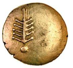 Celtic Coin of the Dobunni King Corio