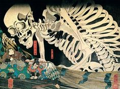 Horny, Hairy and Horrifying: The Scariest Monsters in Art