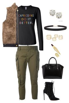 """""""Movies !!!"""" by birthdaygirlworld ❤ liked on Polyvore featuring Dsquared2, Christian Louboutin, Oscar Tiye, Givenchy, Auriya, Humble Chic and Betsey Johnson"""