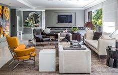 Conheça o apartamento de Ricardo Minelli em São Paulo - Casa