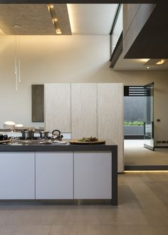 House Sar | Kitchen | M Square Lifestyle Design #Design #Interior #Contemporary #Architecture
