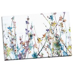 Found it at Wayfair - Ambrosia crop by Hollack Painting Print on Wrapped Canvas