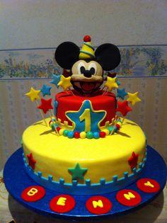 Topolino cake
