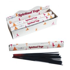 Spiritual Yoga Stamford Hex Incense Sticks, 6 packs of 20 sticks each.  Incense is an inexpensive way of adding fragrance to your home, and we have a huge collection to choose from.  Each stick burns for approx 30 minutes, with each individual pack containing about 20 sticks. Stamford is the top selling brand in the world, and each hand rolled stick is made from the finest raw perfumery materials.  Dimensions: Pack Length 24cm