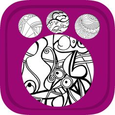 NEW IOS APP Abstract Artworks