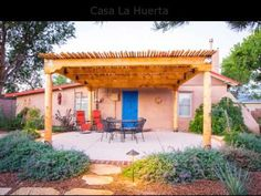 Gary & Linda's previous New Mexico house - now a vacation rental ($113 / night 1-2017) Casa La Huerta - The Orchard House - Historic... - VRBO