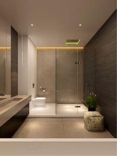 Pin by tariq sy on bed room bathroom, basement bathroom, bathroom toilets. Bathroom Toilets, Bathroom Renos, Basement Bathroom, Bathroom Interior, Bathroom Ideas, Basement Toilet, Contemporary Bathrooms, Modern Bathroom, Small Bathroom