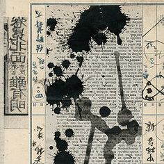 Janet Jones Collage, Mixed Media and Book Art
