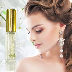 Perfume Citronné · Florencia Collection · Life Is Beautiful, Citrus Floral Fresh Grapefruit Natural Fragrance Oils, Travel Size for Women - pinned by pin4etsy.com