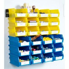 21 best LocBin is the ideal stacking and hanging bin storage