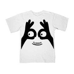 Kinder T-shirt Vingermasker