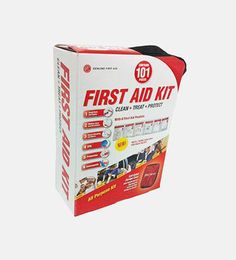 101 First Aid Kit Soft Bag