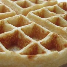 The Best Ever Waffles - I used half buttermilk & half reg milk and substituted some whole wheat flour for about a third of the all purpose flour - they were delicious!