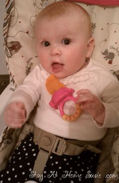 3 Amazing All Natural Remedies for Teething Babies