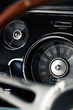 A man's corner — 1967 Ford Mustang Interior Mustang Fastback, Ford Mustang Shelby, Mustang Cars, 1967 Mustang, Shelby Gt500, Ford Mustangs, Ferrari, Lamborghini, Volkswagen