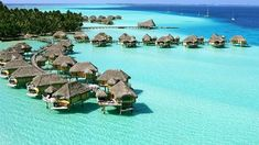 French Polynesia Travel Guide: Best Overwater Bungalows : Islands : Condé Nast Traveler
