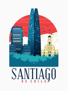 Tourism Poster, Travel Posters, Moving Gifts, Travel Illustration, South America Travel, Travel Gifts, All Art, Order Prints, Tshirt Colors