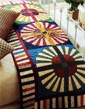 Free Big Block Quilt Patterns | Wheels of Chance~Quilt Pattern From Magazine~Big Blocks Beauty~Warm ...