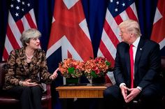 UK MPs demand to cancel Trump's state visit.