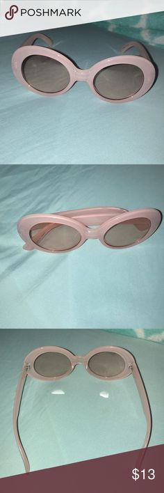 e87652ee7c Never worn clout Accessories Glasses Birthday Gifts