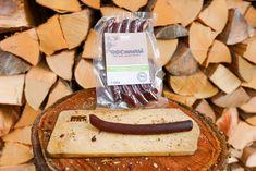 ROCanossi – das stärkste Proteinwürstchen am Bio-Markt. Protein, Bread, Cheese, Food, Sustainable Farming, Beef, Feel Better, Brot, Essen