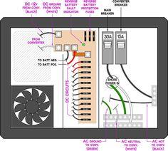 electrica2 jpg 717×652 pixels teardrop trailer wiring teardrops n tiny travel trailers