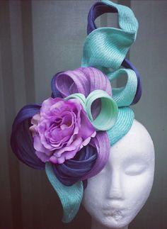 Locopa Design Race Day Fashion, Races Fashion, Fascinator Hats, Fascinators, Headpieces, Cocktail Hat, Fancy Hats, Kentucky Derby Hats, Wedding Hats