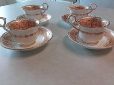 Vintage tea set to rent out at weddings