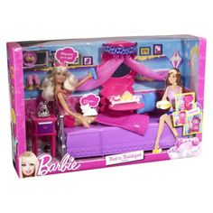 Barbie Bed and Breakfast Playset and Doll
