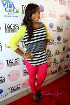 Reality Star Toya Wright