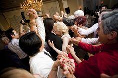 The first dance at a Graydon Hall Manor Wedding, Toronto.  Photo by Ikonica.