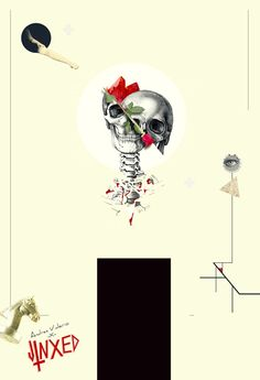 Posters -X- Jinxed  Andres Valerio
