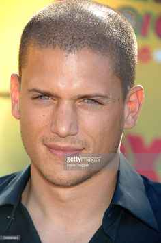 Actor Wentworth Miller )'Prison Break') arrives at the 8th annual Teen Choice Awards held at Gibson Amphitheatre in Universal City.