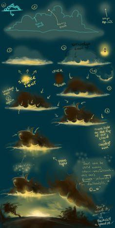 Clouds tutorial_scrap by ~Sadir89