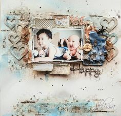 A Happy Layout and A Sweet Surprise!