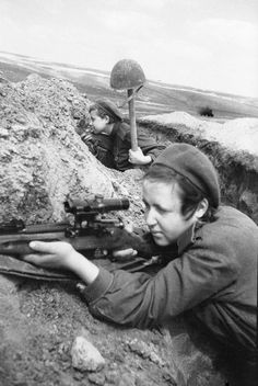 The deadly Soviet women snipers that terrorized Nazis 1942-1945