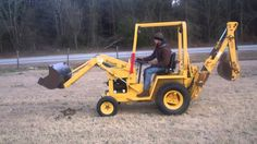Heavy Equipment, Outdoor Power Equipment, Aigle Animal, Homemade Tractor, Tractor Accessories, Tractor Loader, Mini Excavator, Riding Mower, Power Wheels