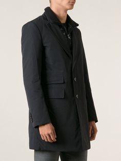 #moncler #coat #jacket #black #man #fashion #style  www.jofre.eu