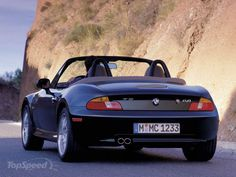 BMW Z3 Roadster 1996 - 2002