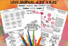 .....Scrappy Happy Mom: February's New Journal Releases from Lot95Designs