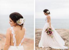 Vestidos de Noiva Praianos   Mariée: Inspiração para Noivas e Casamentos