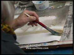The Art of Mary Fedden RA a short video of her working