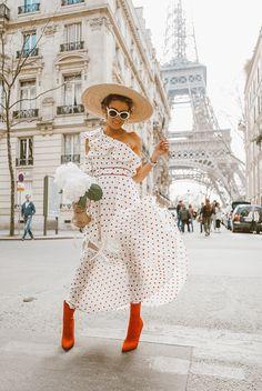 breezy polka dots on Hello Fashion
