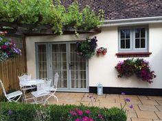 R9 Painswick French Doors and #Windows #HomeImprovement #R9journey #flushcasement #timberalternative #traditional #British