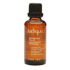 Jurlique Skin Balancing Face Oil.