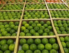 Crowded limes