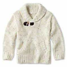 Joe Fresh™ Shawl Sweater - Boys 1Y-5Y - jcpenney