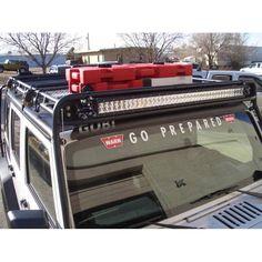 Gobi Jeep Wrangler JK Unlimited 4 Door LED Mega Package - Trail Duty