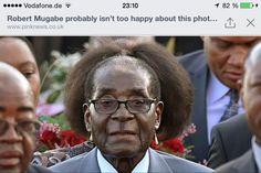 Photobomb, Level Perfect, Mugabe